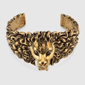 gucci-lion-cuff-bangle-london-jewellery-school-blog-wonder-woman