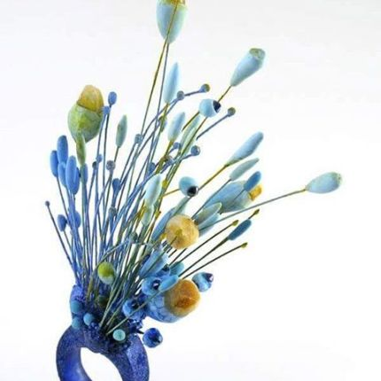 london-jewellery-school-blog-power-of-flowers-Slawa-Tchorzewska-ring