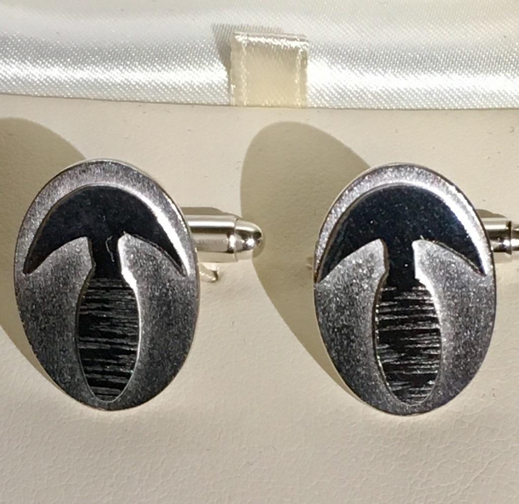 sandra-mcardle-london-jewellery-school-silver-diploma-cufflinks