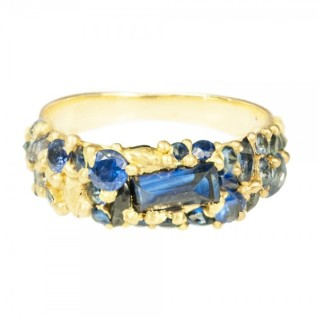 london-jewellery-school-blog-sapphire-river-gold-ring-polly-wales