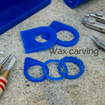 london-jewellery-school-summer-sale-wax-carving