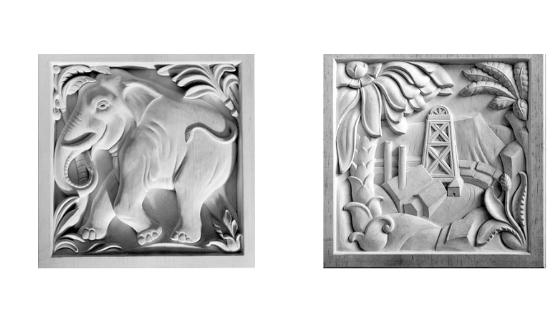 riba-carving